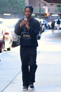 Asap Rocky Fashion Icon Of Today Vitae Moderna